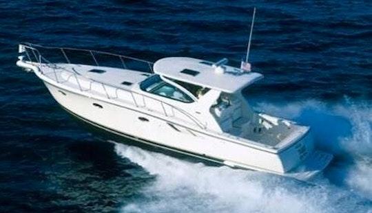 Charter Tiara 38 Motor Yacht In Cancún, Mexico
