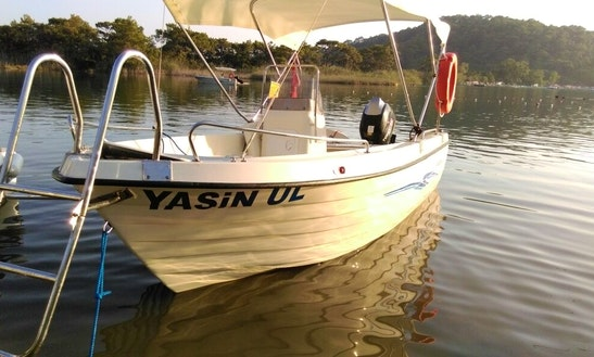 Rent Yasin Center Console In Muğla, Turkey