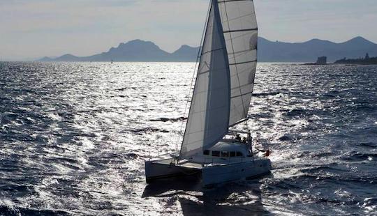 Charter Miragua Cruising Catamaran In Napoli, Italy