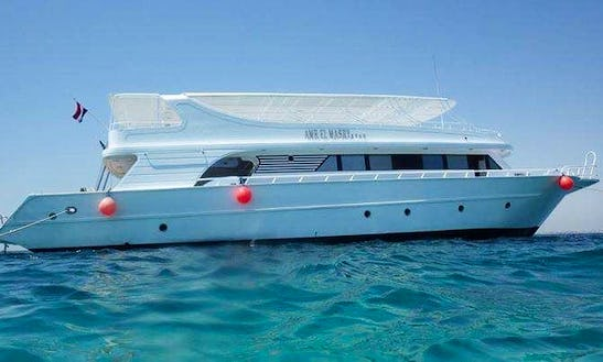 Charter A Power Mega Yacht In South Sinai Governorate, Egypt