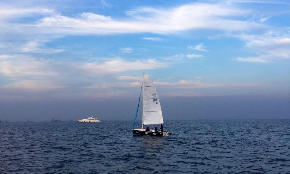 Mumbai Harbor Sailing