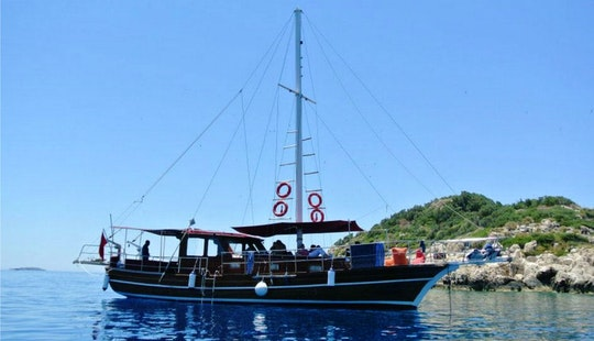 Daily Boat Tours In Antalya