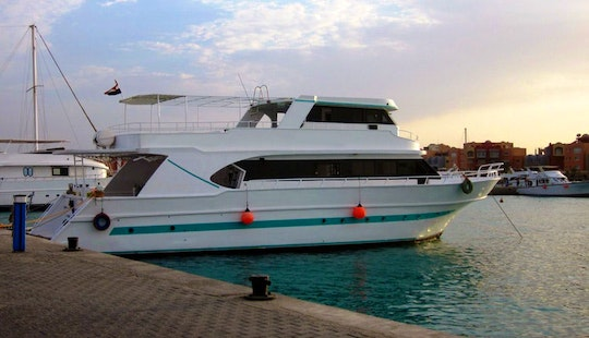 'winner' Yacht Diving Trips & Courses In Hurghada