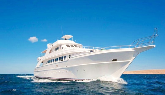 Deep Voyage Yacht In Hurghada