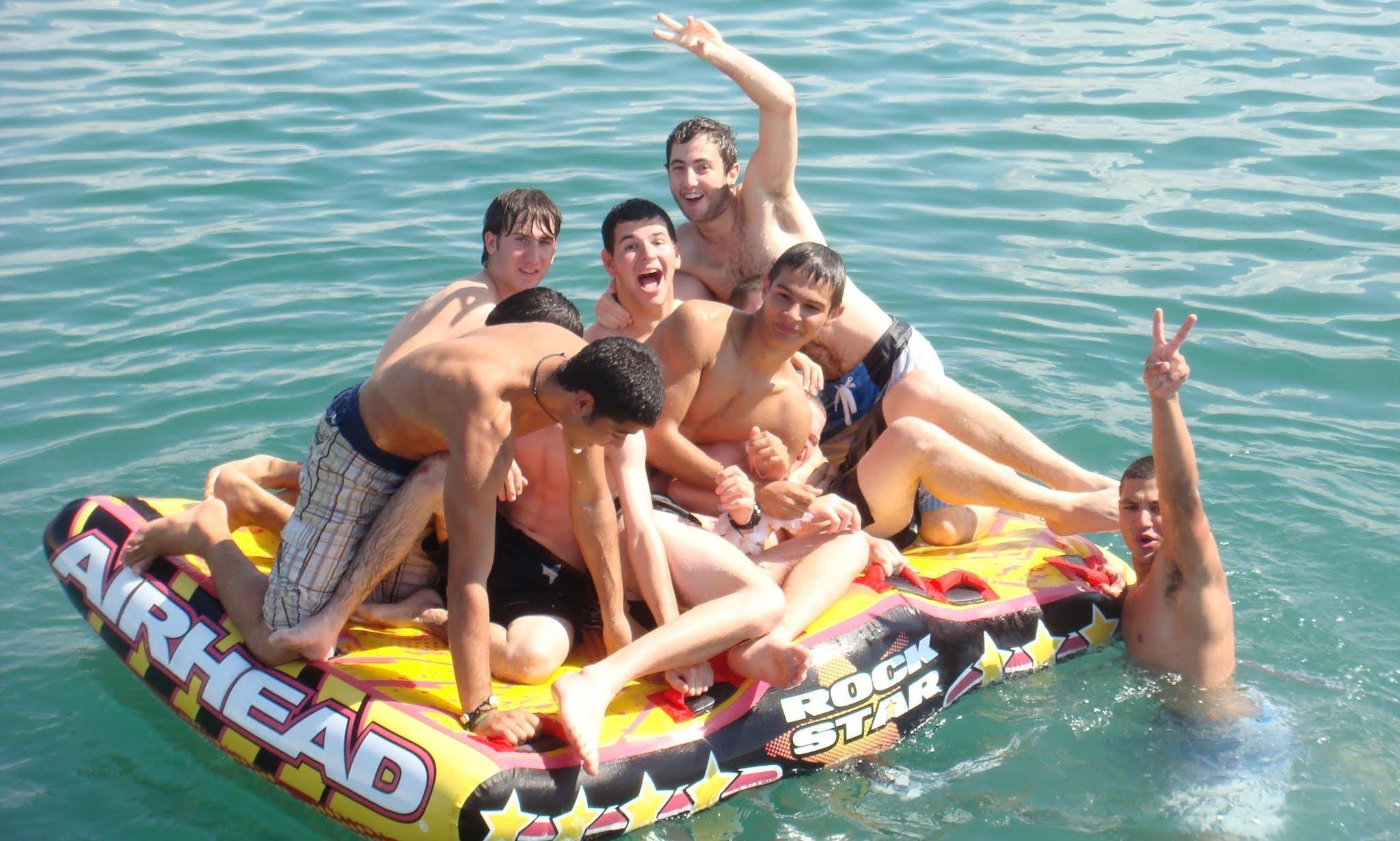 Power Catamaran Rental in Tel Aviv-Yafo