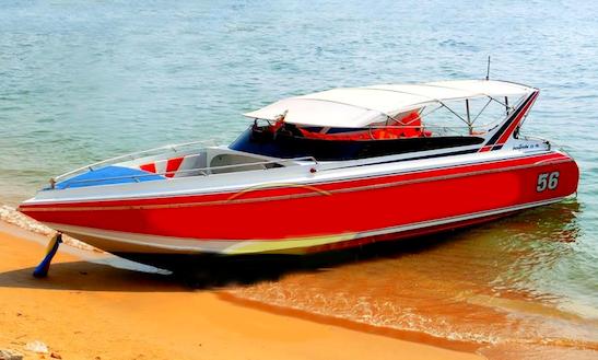 Charter 33' Bowrider In Muang Pattaya, Thailand