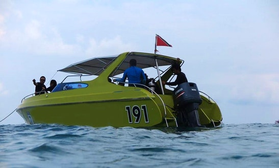 Enjoy Diving Courses And Trips In Muang Pattaya, Thailand