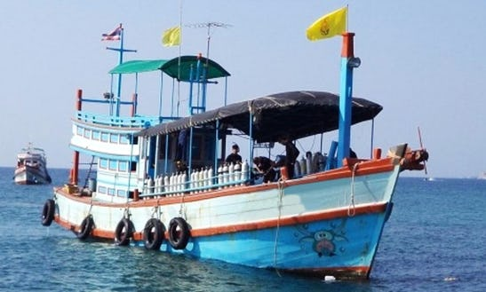 Diving Courses In Tambon Ko Pha-ngan, Thailand