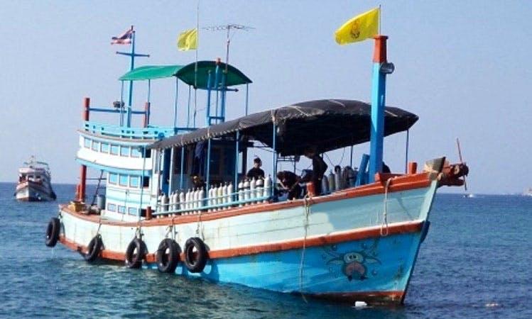Diving Courses in Tambon Ko Pha-ngan, Thailand