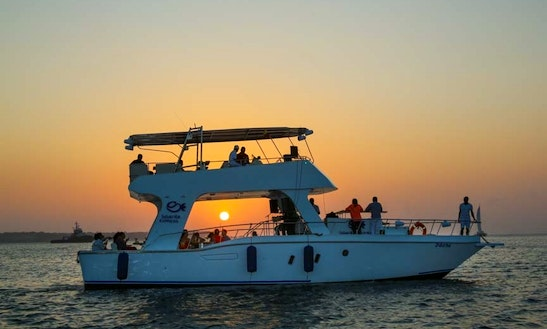 Take A Beautiful Sunset Cruise Tour In Cartagena, Colombia