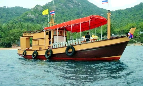 Diving Trips And Courses In Ko Tao Chang