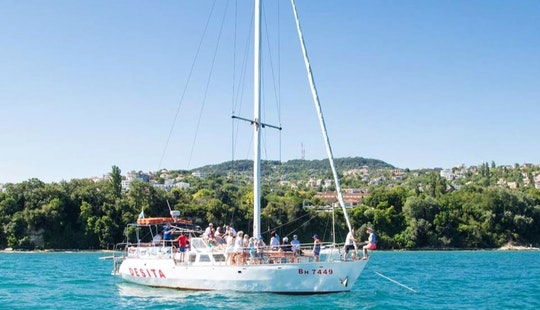 Charter Desita Cruising Monohull In Varna, Bulgaria