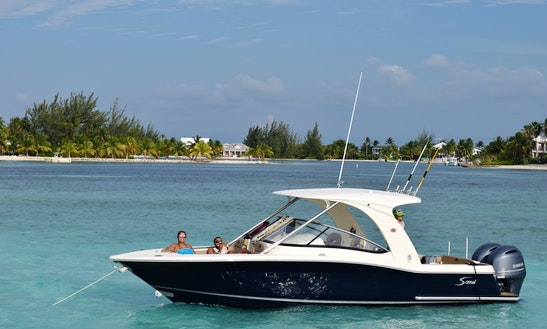 Motor Yacht Rental In West Bay