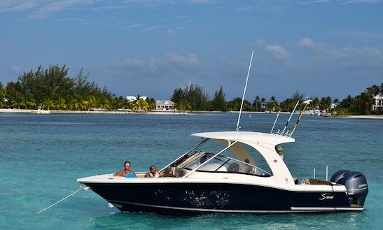 Motor Yacht Rental In West Bay