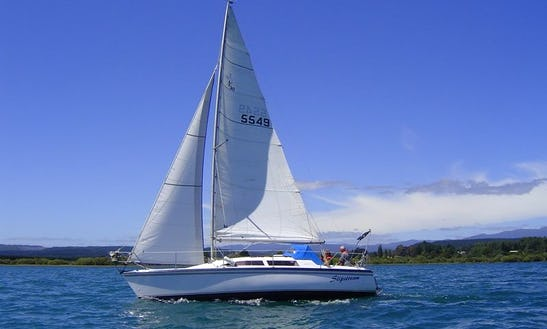 1-week Cruise In Auckland Aboard The Noelex 30 Sailboat!