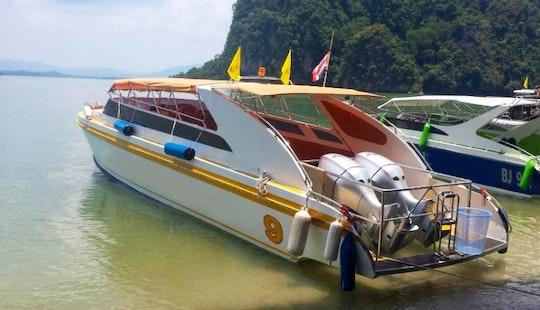 Phang Nga Bay And James Bond Island Speed Boat Tour