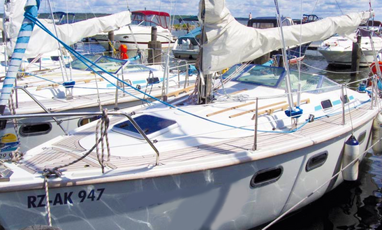 23' German Sailing Charter In Klink