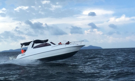 Motor Yacht Charter In Krong Preah Sihanouk, Cambodia For 12 People