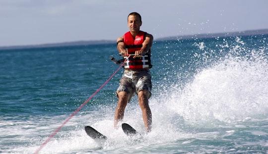 Enjoy Water Skiing In Sunny Beach, Bulgaria