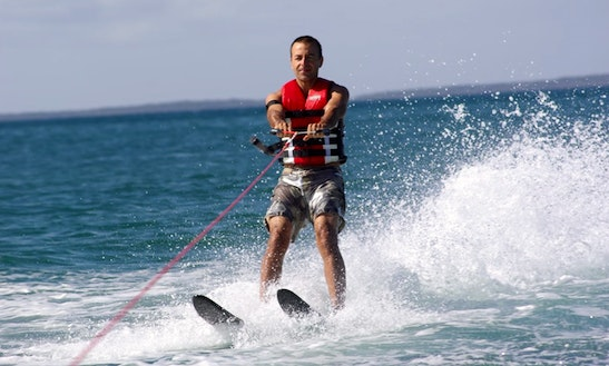 Enjoy Water Skiing In Sunny Beach, Bulgaria