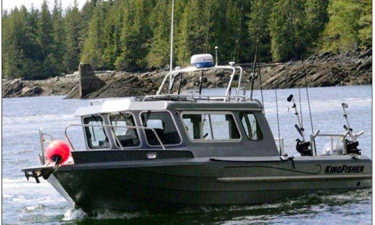 British Columbia Fishing Charter