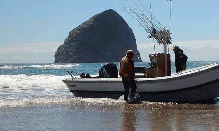 Fishing Charters on Oregon's Pacific City