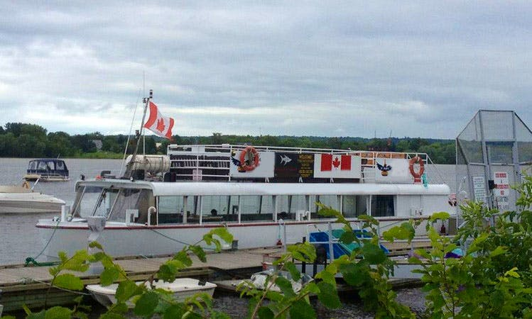 Boat Tour In Fredericton