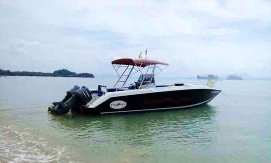 Charter A Center Console In Chang Wat, Thailand