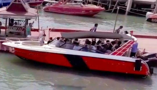 Have The Need For Speed? Charter Our Bowrider In Chang Wat Rayong