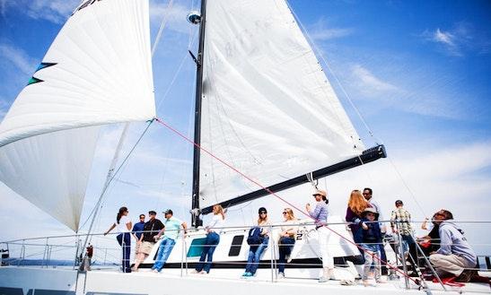 65' Team O'neill Catamaran