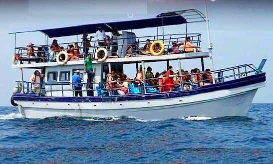 Charter A Passenger Boat In Weligama, Sri Lanka