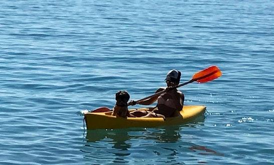Enjoy Kayak Rentals In Pissouri, Cyprus