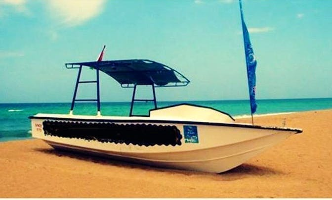 'Poseidon-2' Boat Diving & PADI Courses in Hikkaduwa