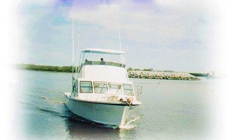 Enjoy Ponce Inlet, Florida On Motor Yacht