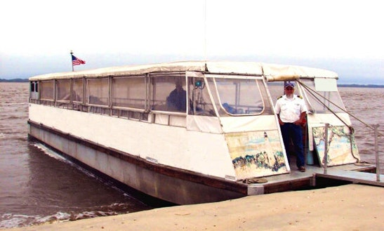 Passenger Boat Tours In Georgetown