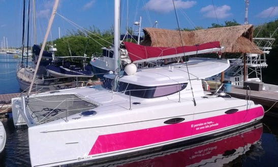Catamaran Rental In Isla Mujeres Fountain Pajot 37
