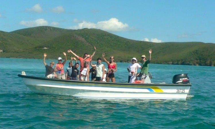 Guided Eco Tour in New Caledonia, La Roche Percée