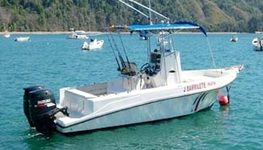 Enjoy A Great Fishing Adventure In Jaco, Costa Rica On A 28' Center Console Charter