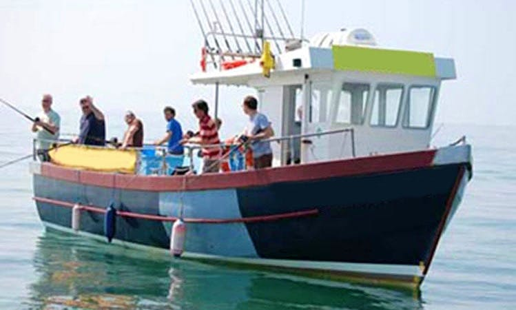 """Cruises and Fishing Trips on """"Thresher"""" in Brighton"""
