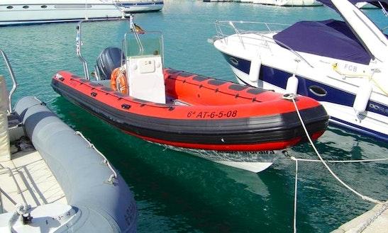 24' Dive Boat In Teulada