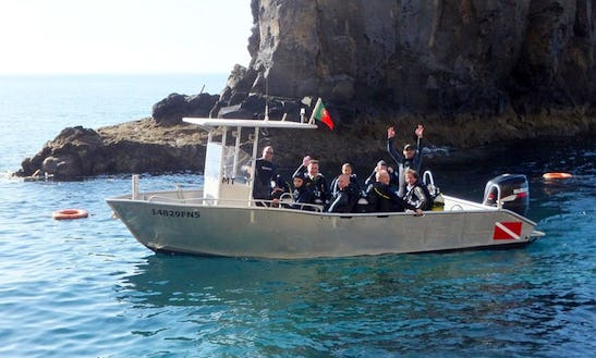 Enjoy Diving Trips And Courses In Funchal, Madeira
