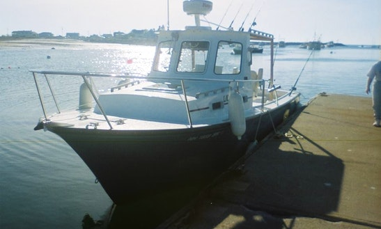 Captained Deep Sea Fishing Charters In The Gulf Of Maine