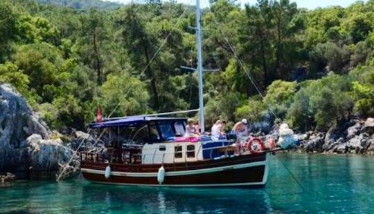 Have An Amazing Time In Muğla, Turkey On 50 Person Gulet