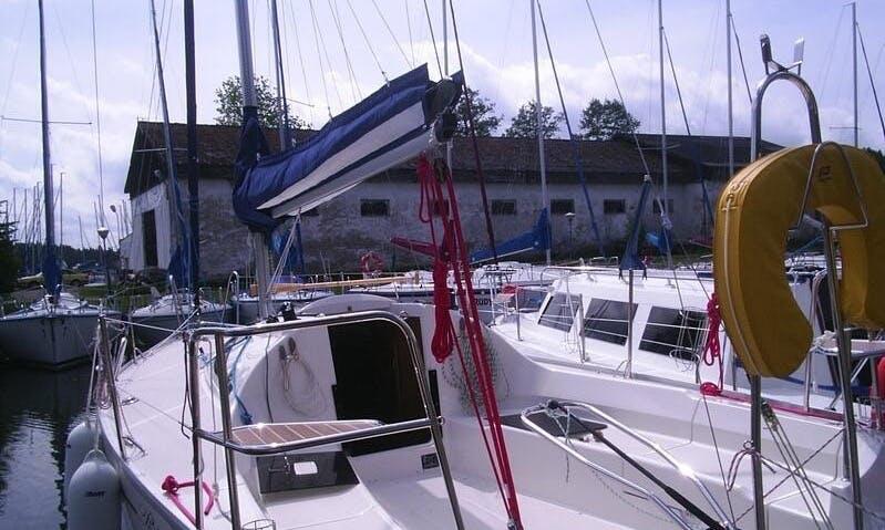 Charter 28' Phila - Kinga Cruising Monohull in Giżycko, Poland