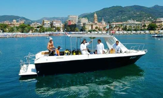 Diving Tour In Rapallo