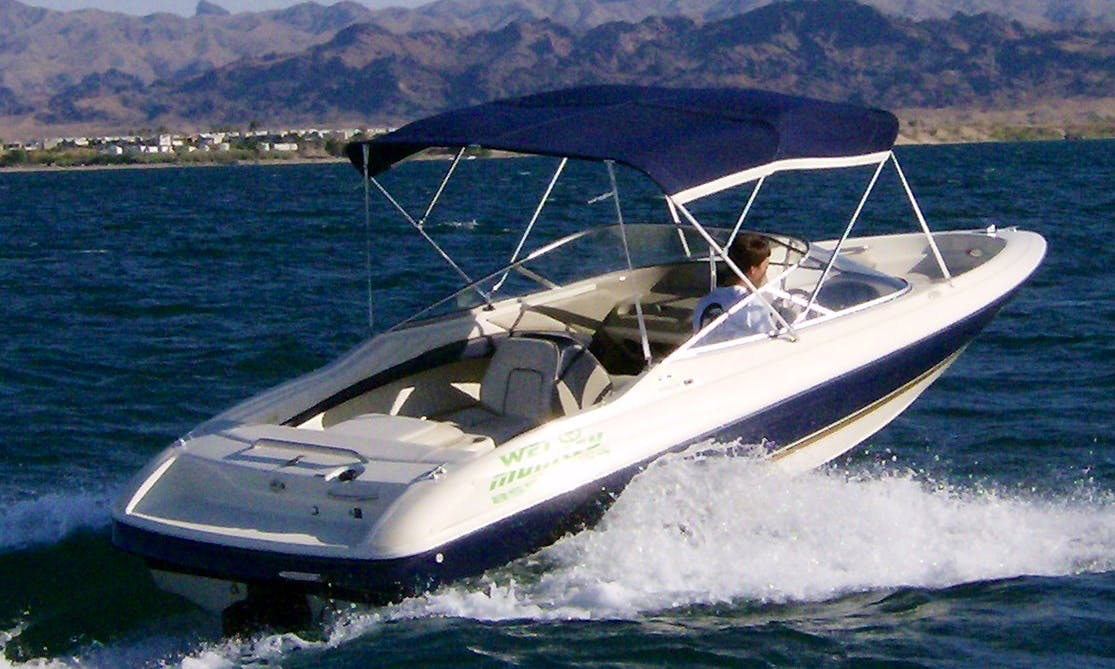 Rent Bowrider In Muğla, Turkey Up To 6 People On Your Next Boating Adventure