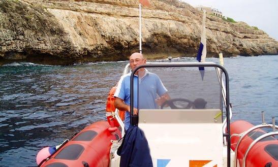 Diving Boat Rental In El Dorado, Mallorca