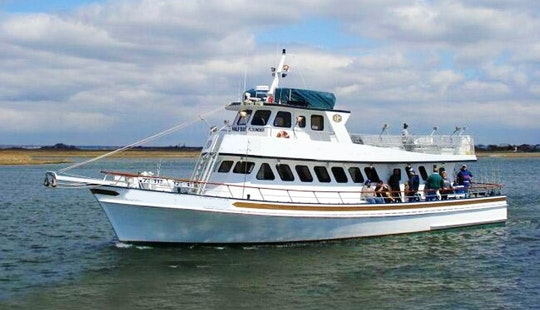 'island Princess' Head Boat Fishing Tours In Islip