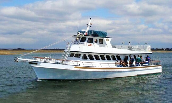 'island Princess' Head Boat Fishing Tours In Islip