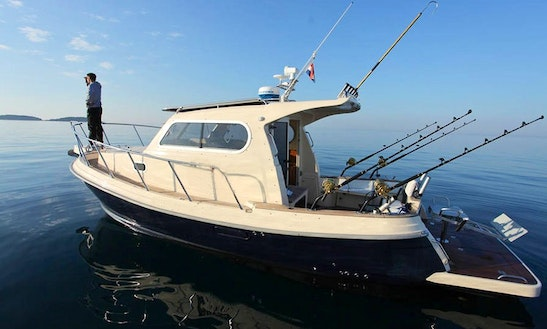 Abyss Fishing Charter In Croatia